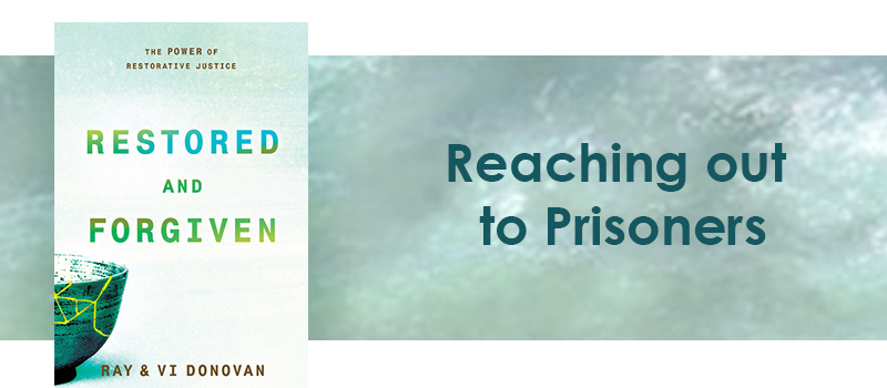 Reaching out to prisoners