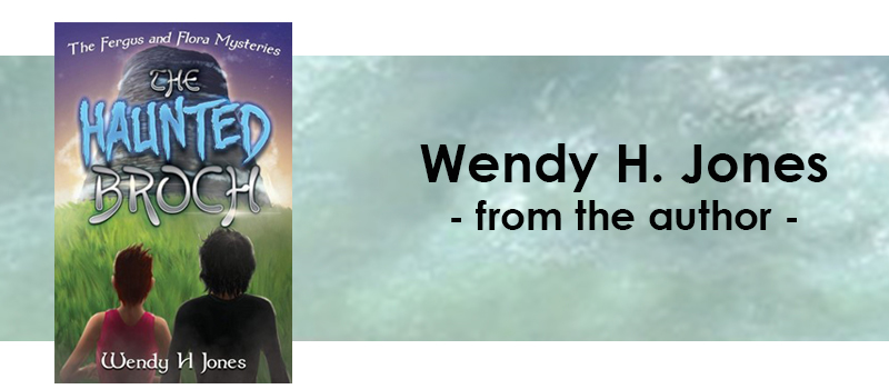 Wendy H. Jones - A Writer's Life for Me