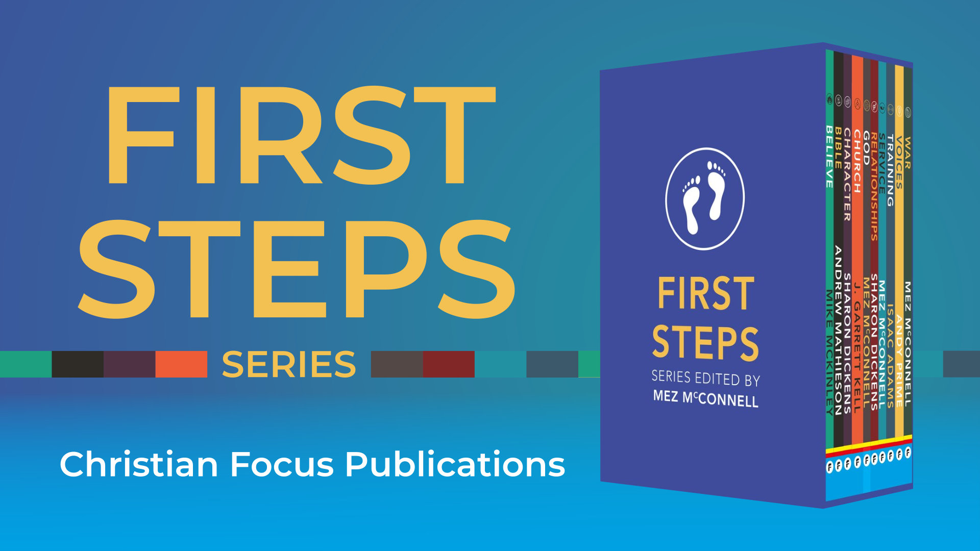 Christian Focus Publications - First Step Series
