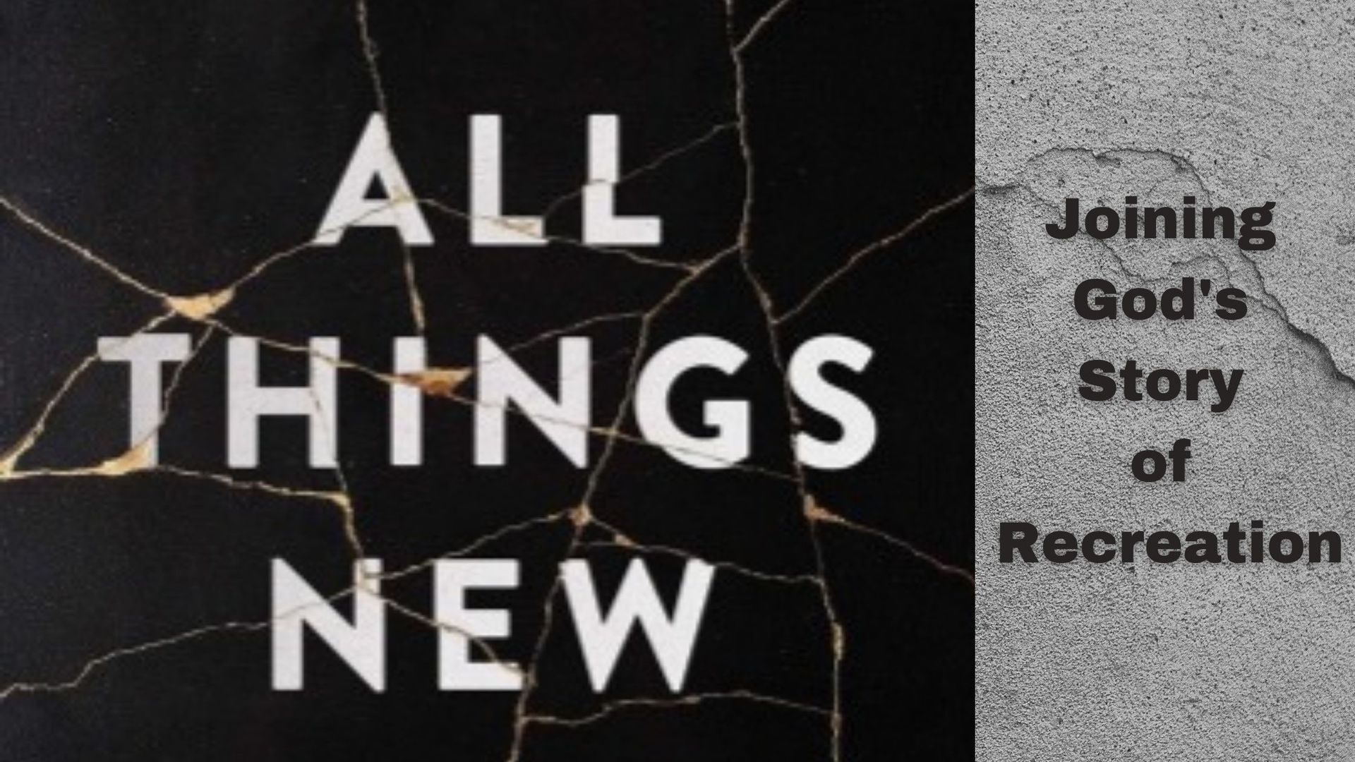 Together Magazine's Big Review Extra of 'All Things New' by Pete Hughes