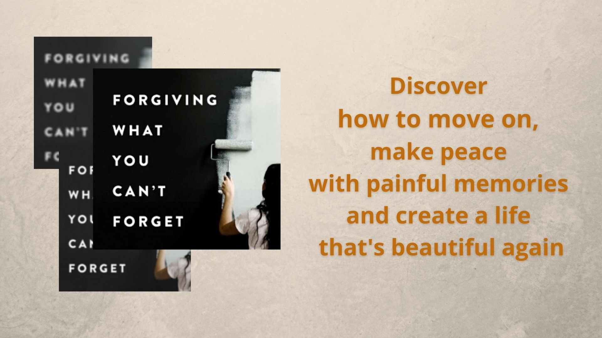 New title from Lisa TerKeurst - Forgiving What You Can't Forget
