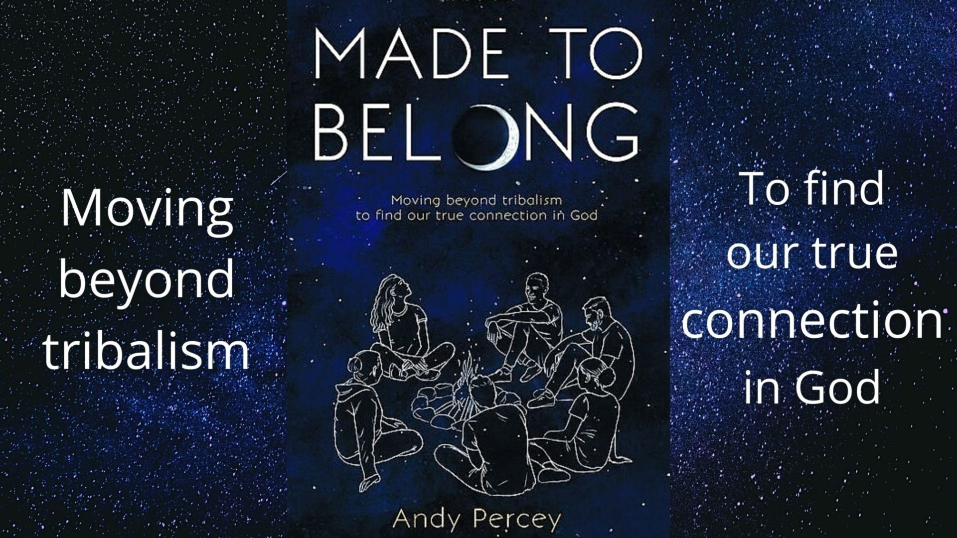 Made to Belong, a new book by Andy Percey