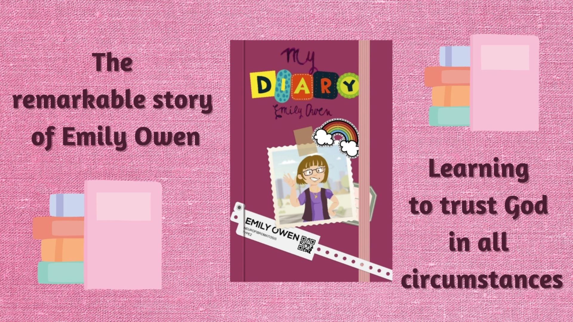 Interview with Emily Owen about her own story in 'My Diary'