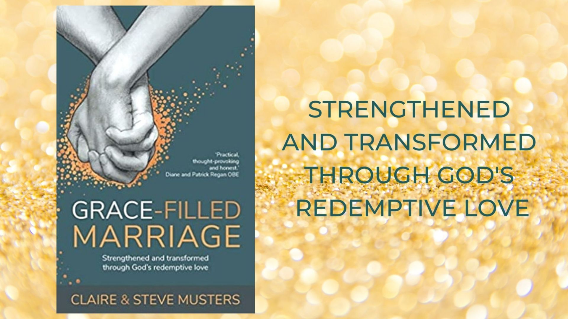 Grace-Filled Marriage, a New Book from Authentic Media