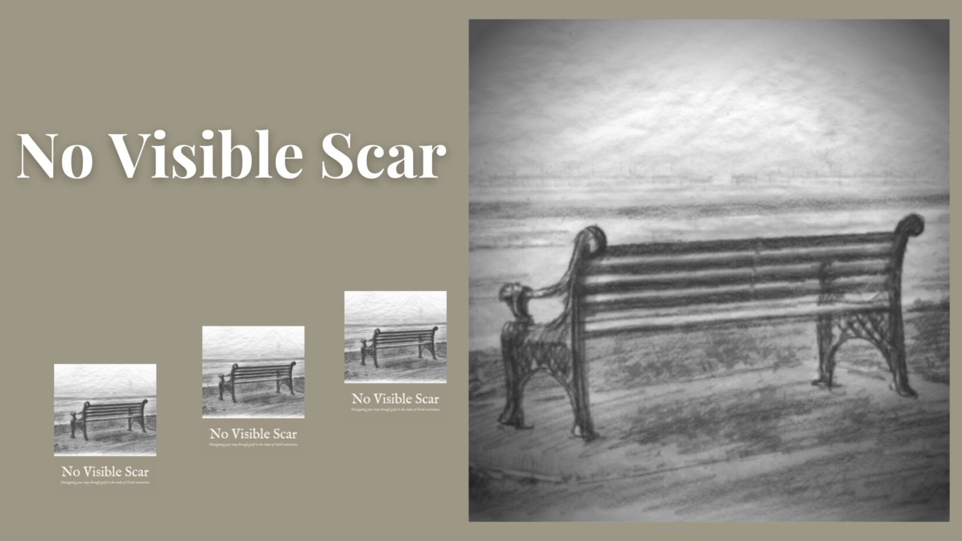 An interview with Richard Littledale, author of the new book 'No Visible Scar'
