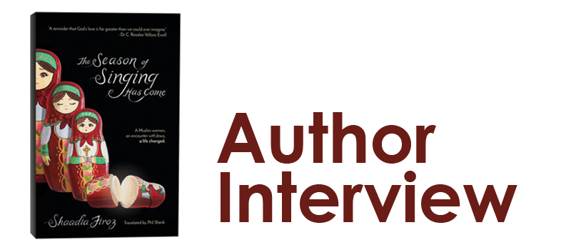 Q&A with SHAADIA FIROZ author of The Season of Singing has Come