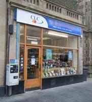 CLC Bookshop Dundee
